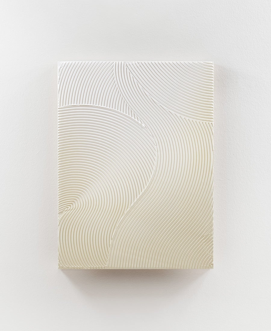 Image of Relief · Yellow mist (sold)