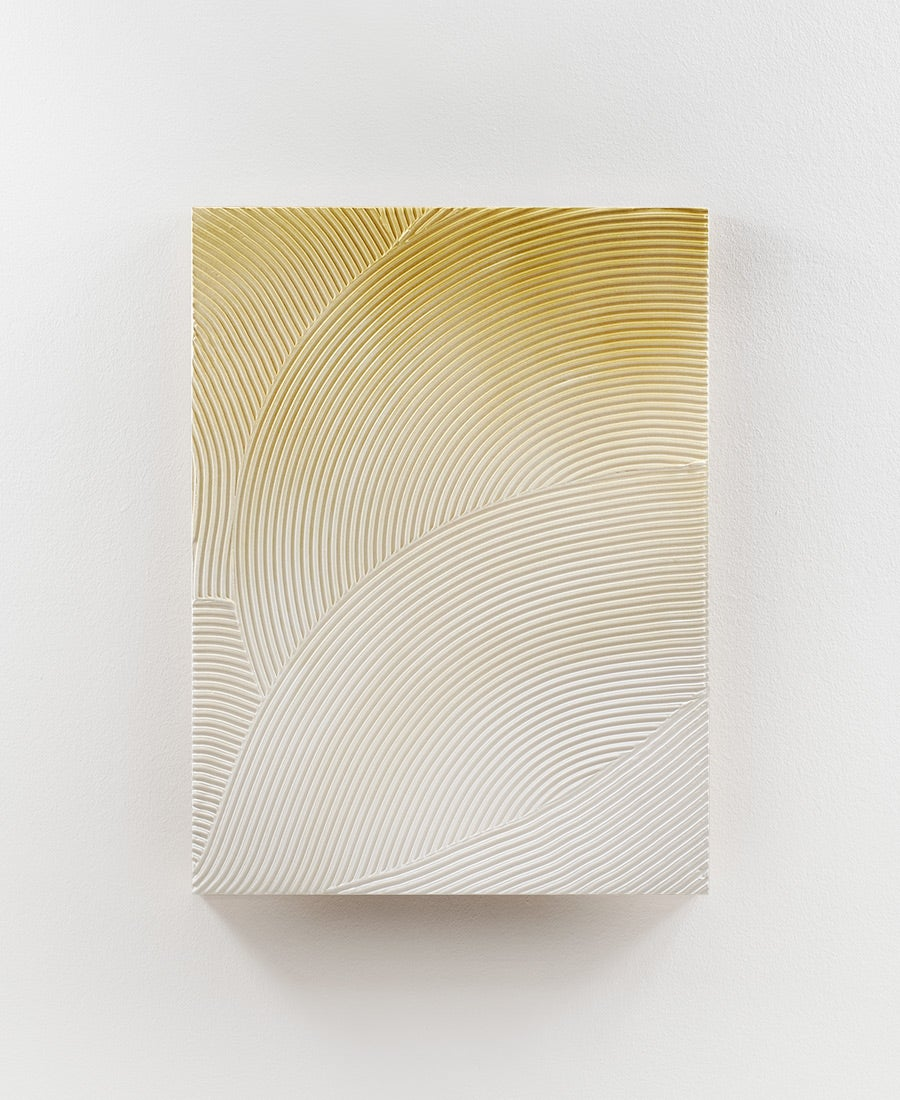 Image of Relief · gold mist (sold)