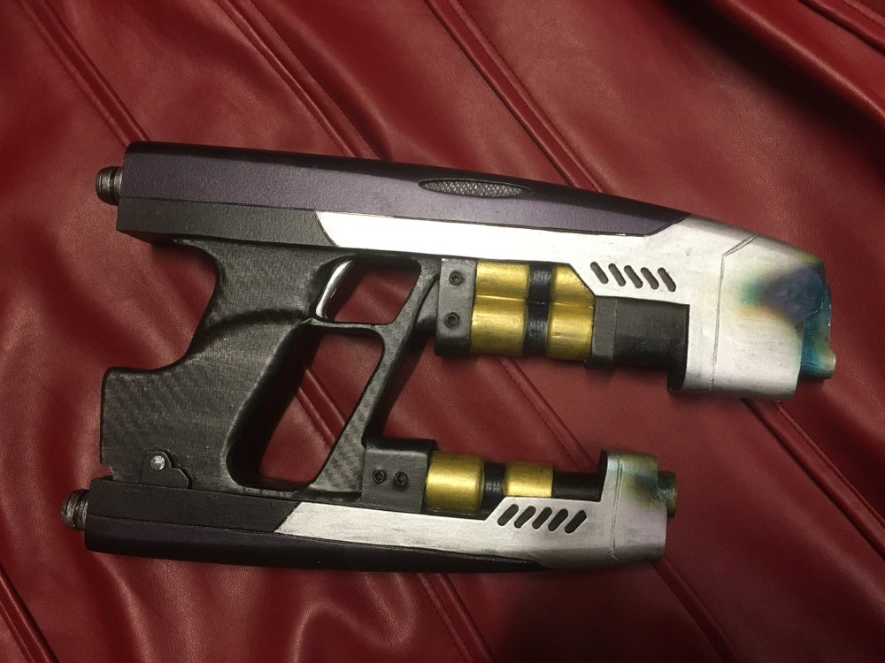 Image of Star Lord's Quad Blaster - Marvel Cinematic Universe