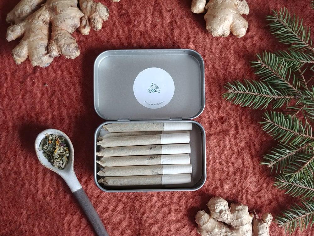 Image of Mélanges d'herbes - Herbal blends