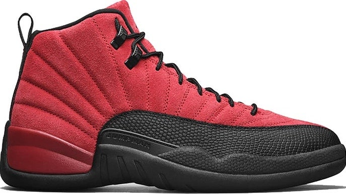 "Image of **PRE ORDER** Nike Retro Air Jordan 12 ""Reverse Flu Game"" Mens"
