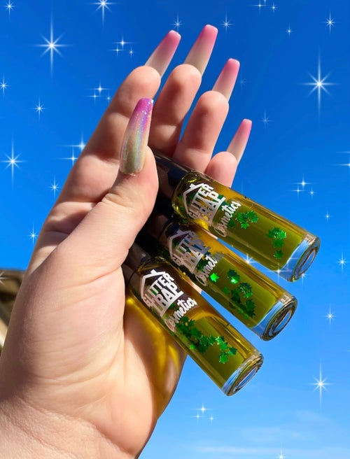 Image of Hemp Mint Lip Oil