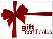 Image of Online Gift Certificate