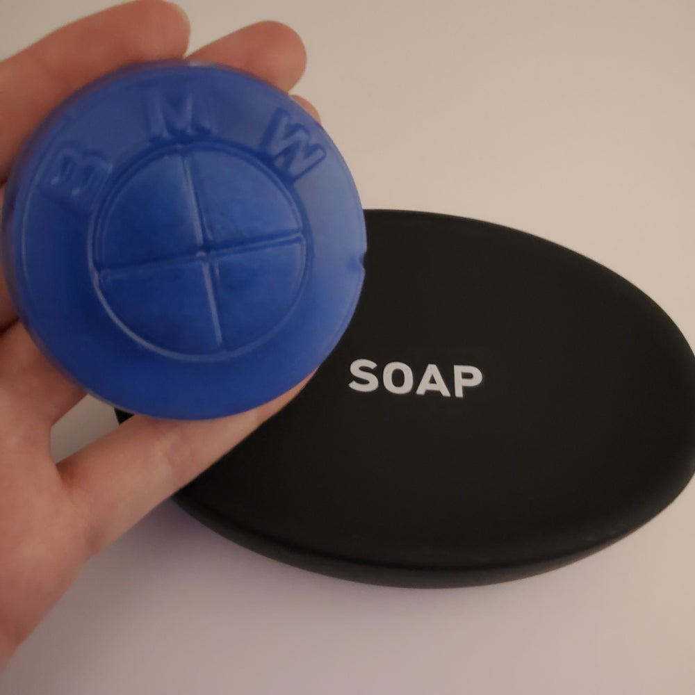 Image of Car Make and Model Soap
