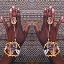 Image 2 of I Amethyst ~Hand Harness