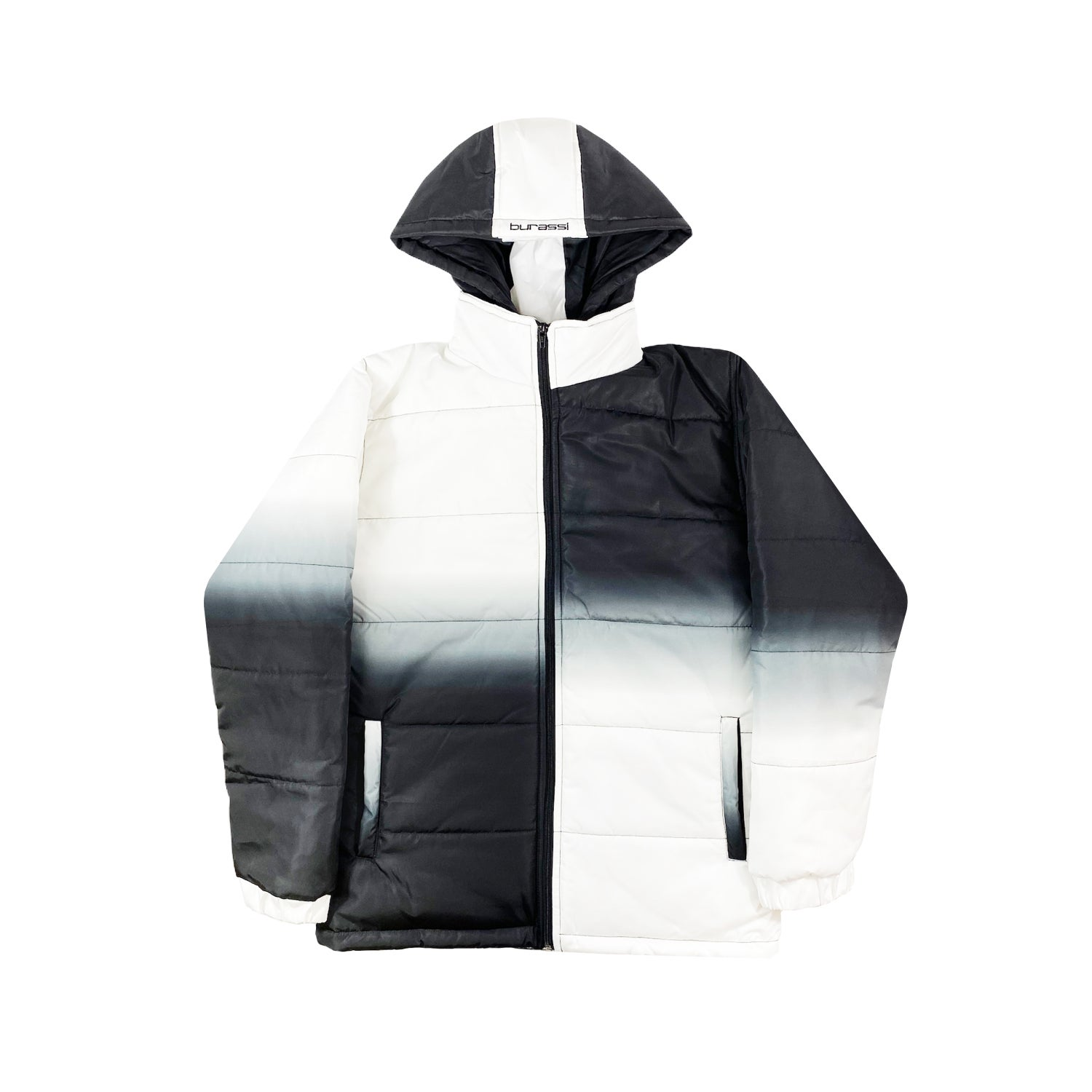 Image of Reverse Gradient Puffer Jacket