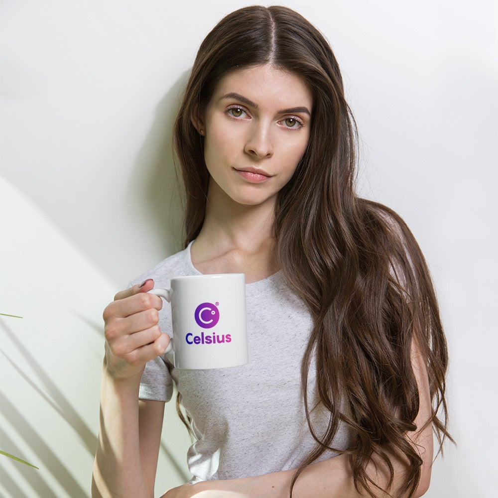 Image of Celsius White Mug