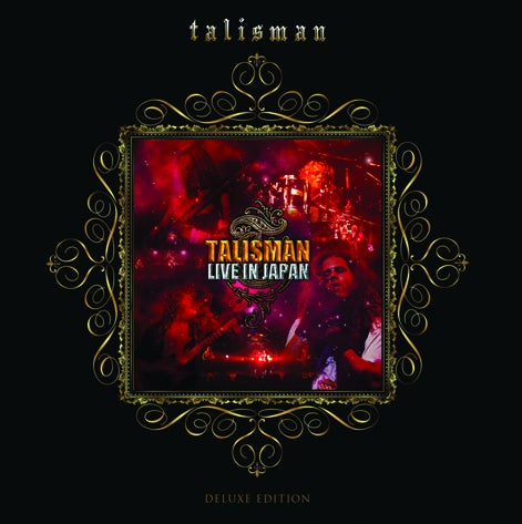 "Image of Talisman - ""Live In Japan"" (CD)"