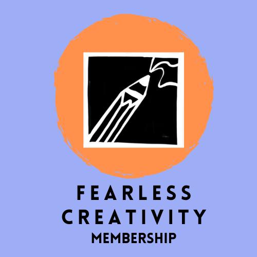 Image of Fearless Creativity Membership