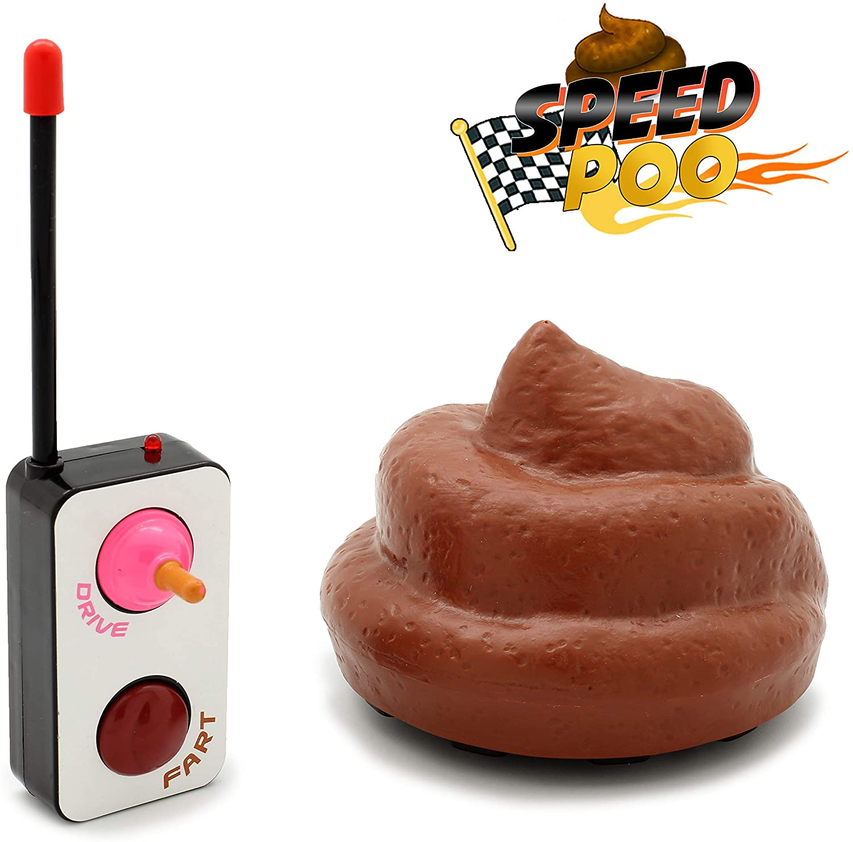 Speed Poo MIERDA radiocontrol
