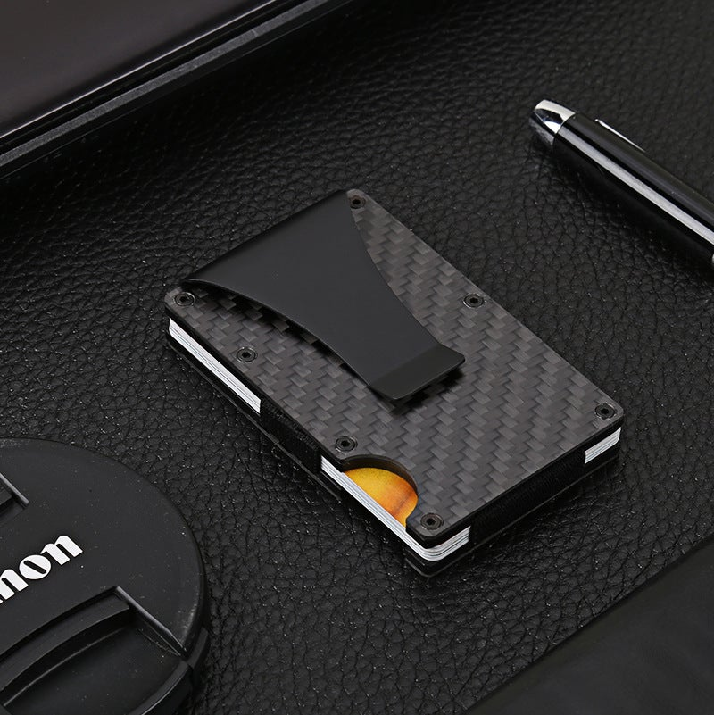 Image of Carbon Fiber Card Wallet