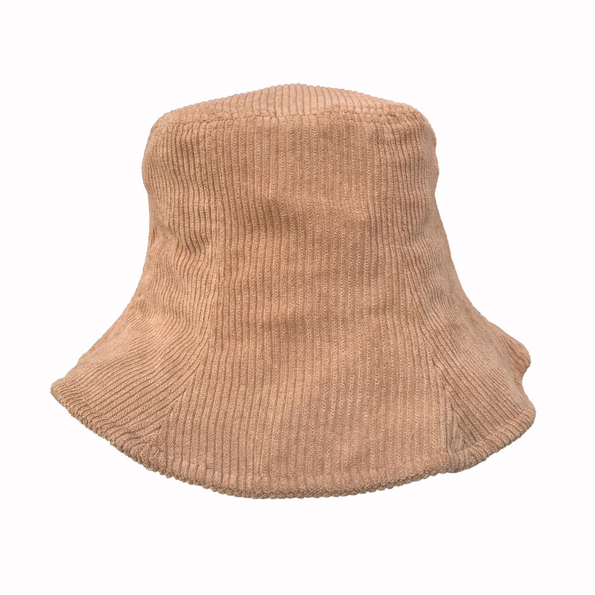 Image of Corduroy Bucket Hat. Sand.( Was £23 now £18.40)