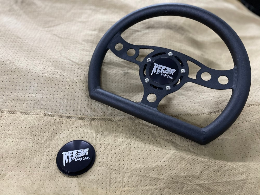 Reese Brothers Race Cars Horn Button