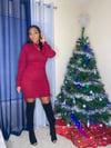 NIYAH SWEATER DRESS