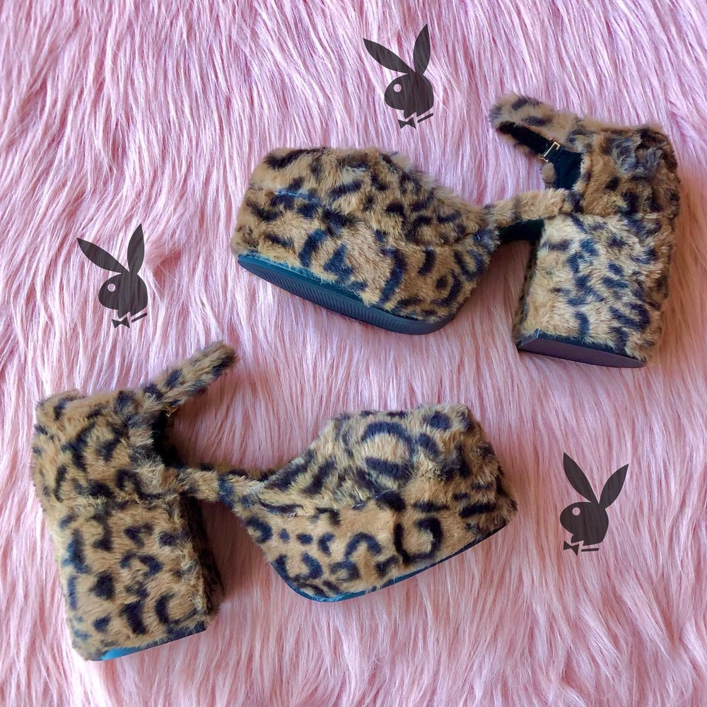 Image of Cheetah-licious Wedges