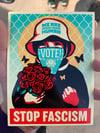 """Stop Fascism"" Vinyl Stickers (5 pack)"