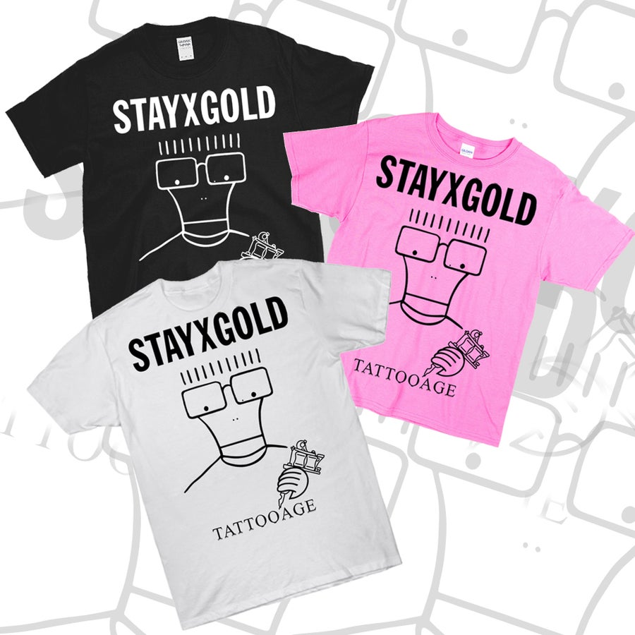 Image of STAYxGOLD shirt