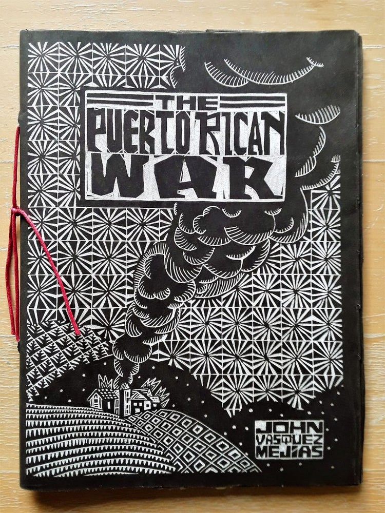 Image of The Puerto Rican War by John Vasquez Mejias