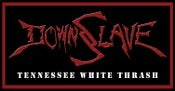 "Image of Downslave ""Tennesee White Thrash"" Sticker"
