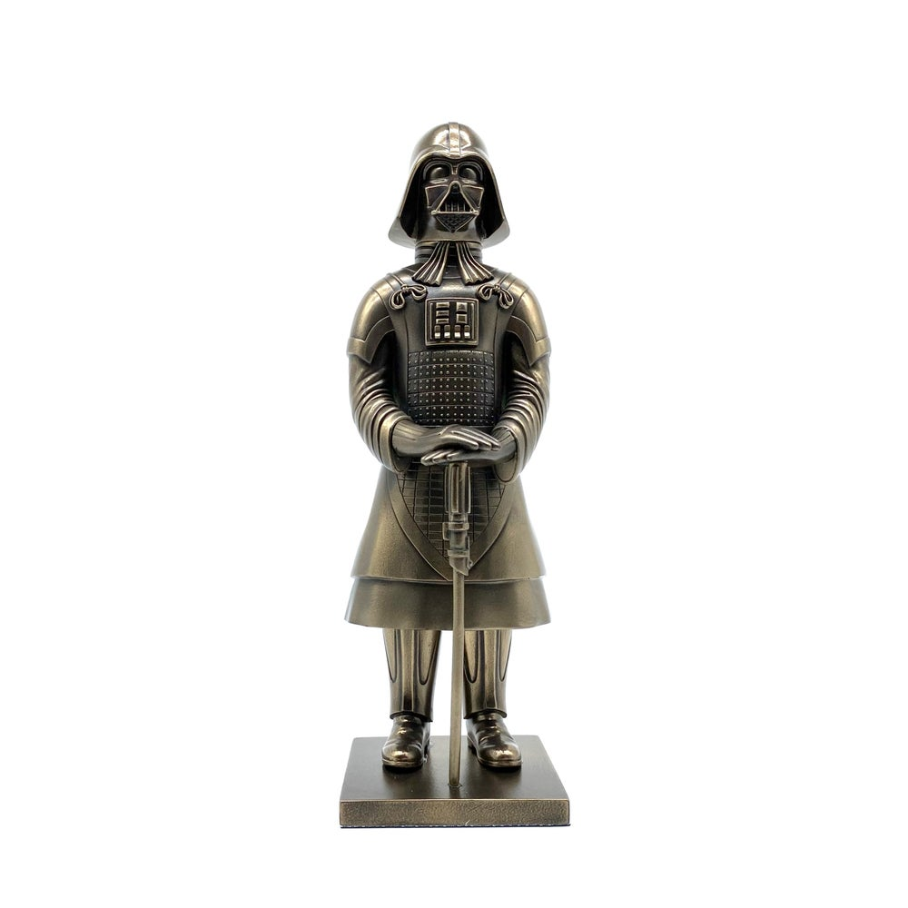 Image of DARTHTERRA [Cold Cast Bronze]