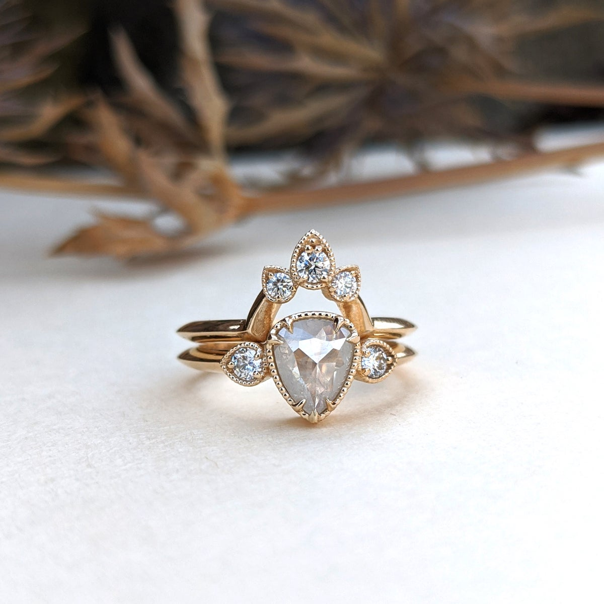 Image of Helena Ring Set