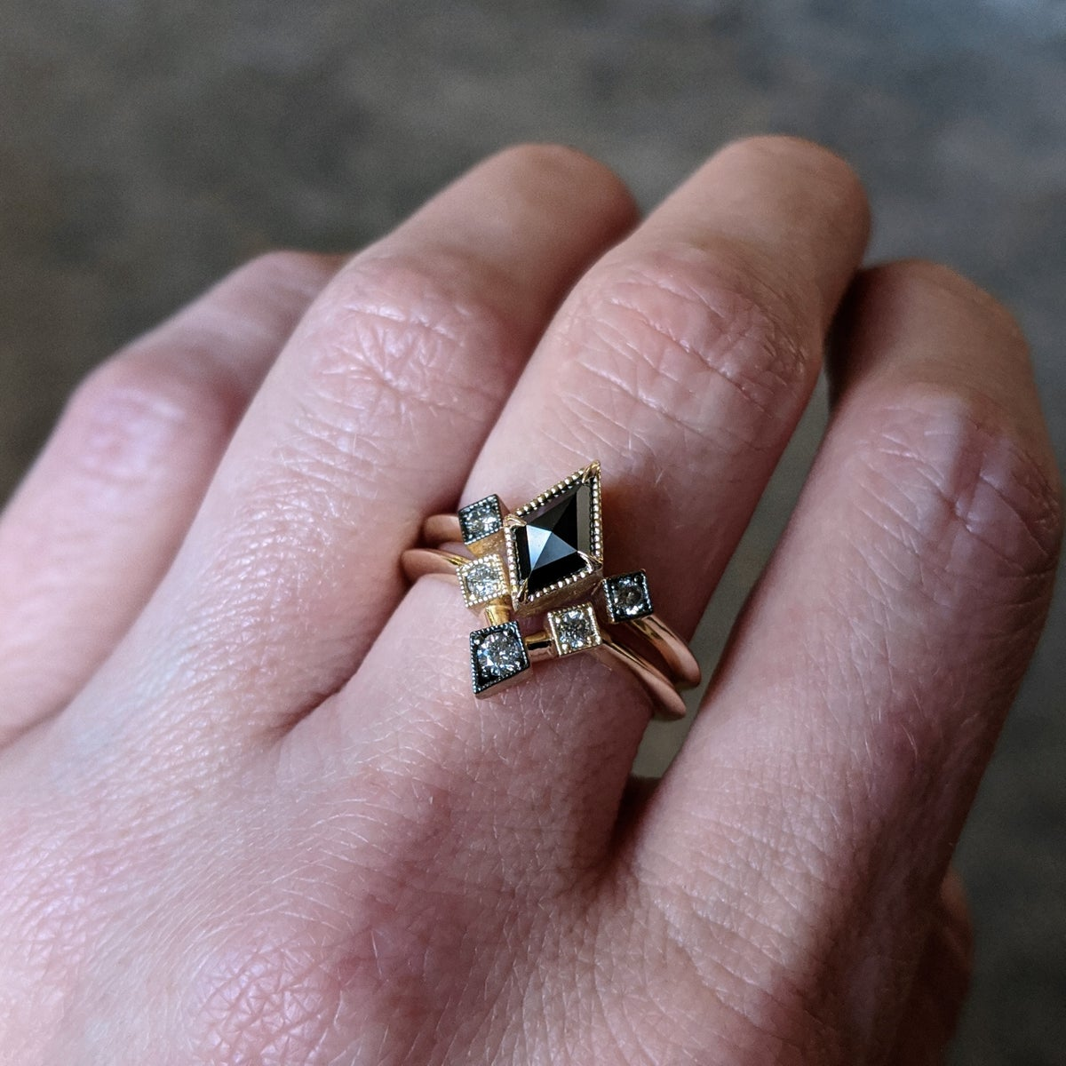 Image of Jadette Ring Set