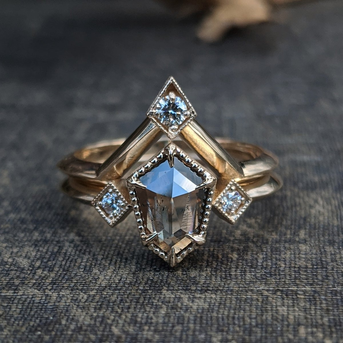 Image of Ebba Ring Set