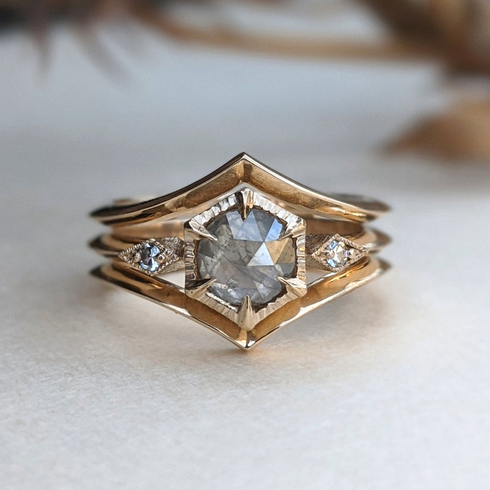 Image of Audrey Opa Ring Set