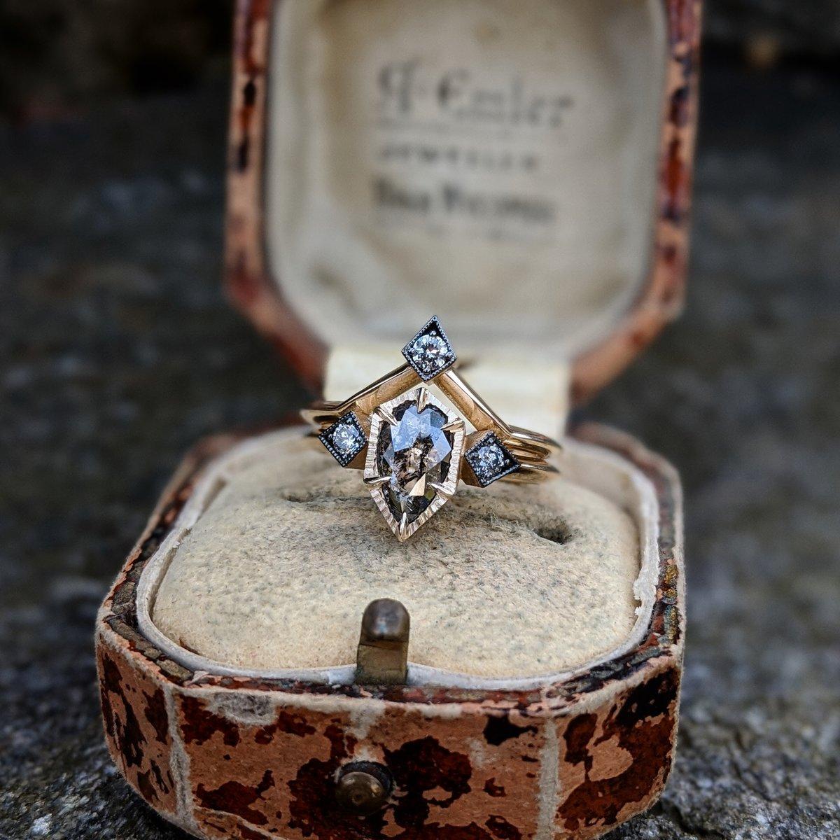 Image of Tillie II Ring Set
