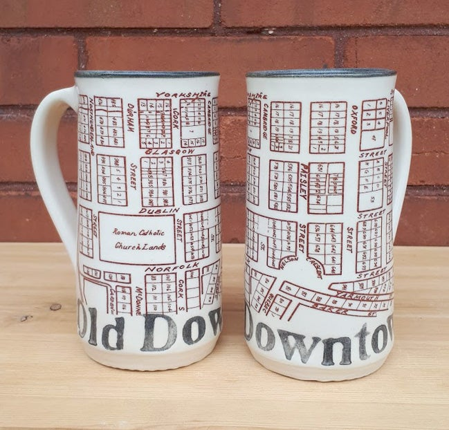 Image of Old Downtown Guelph Set of 2