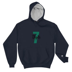 Image of 7 Digits Champion Hoodie