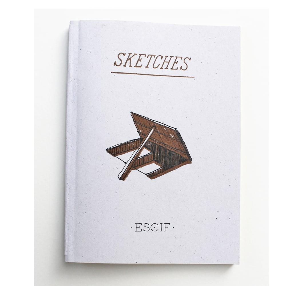 Image of Sketches - Escif