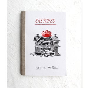 Image of Sketches - Daniel Muñoz