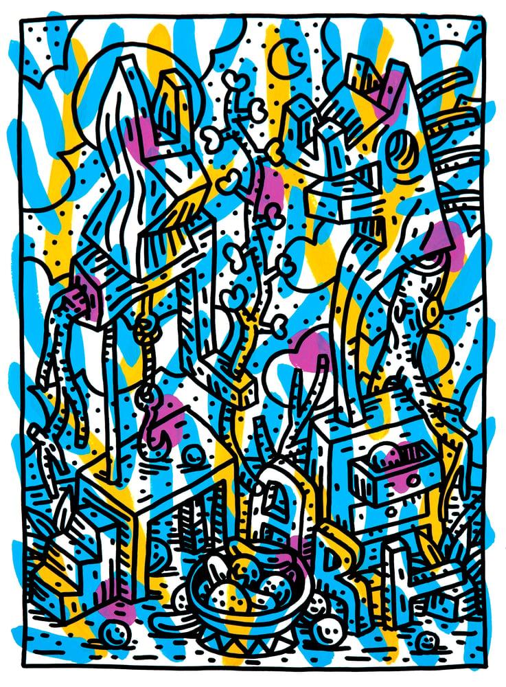 Image of SPEEDY GRAPHITO • Un art de vivre