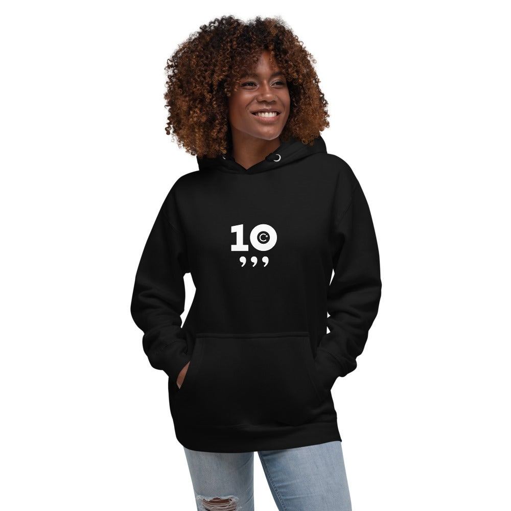 Image of 10X Unisex Hoodie