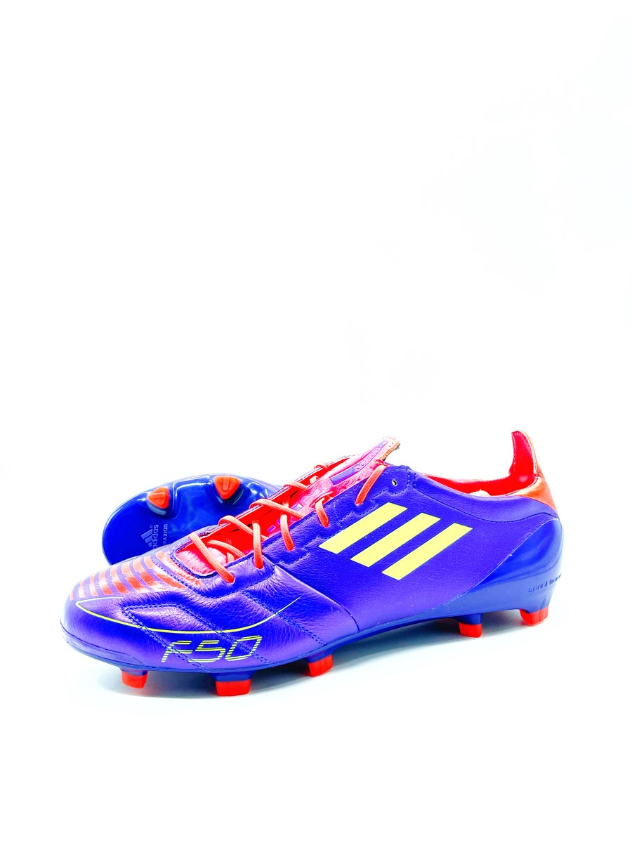 Image of Adidas F50 adizero Leather Purple