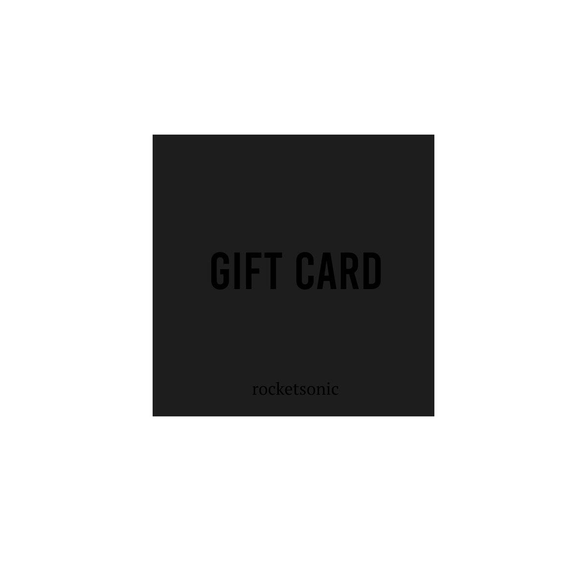 Image of Digital Gift Card