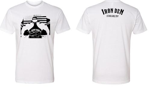 Hulk Flag Shirt Mens