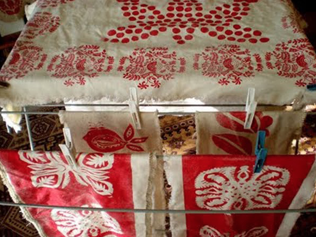 Image of CUT PRINT STITCH with Kasia Jacquot Sat March 6th 2-6pm and  Sunday March 7th10-4pm