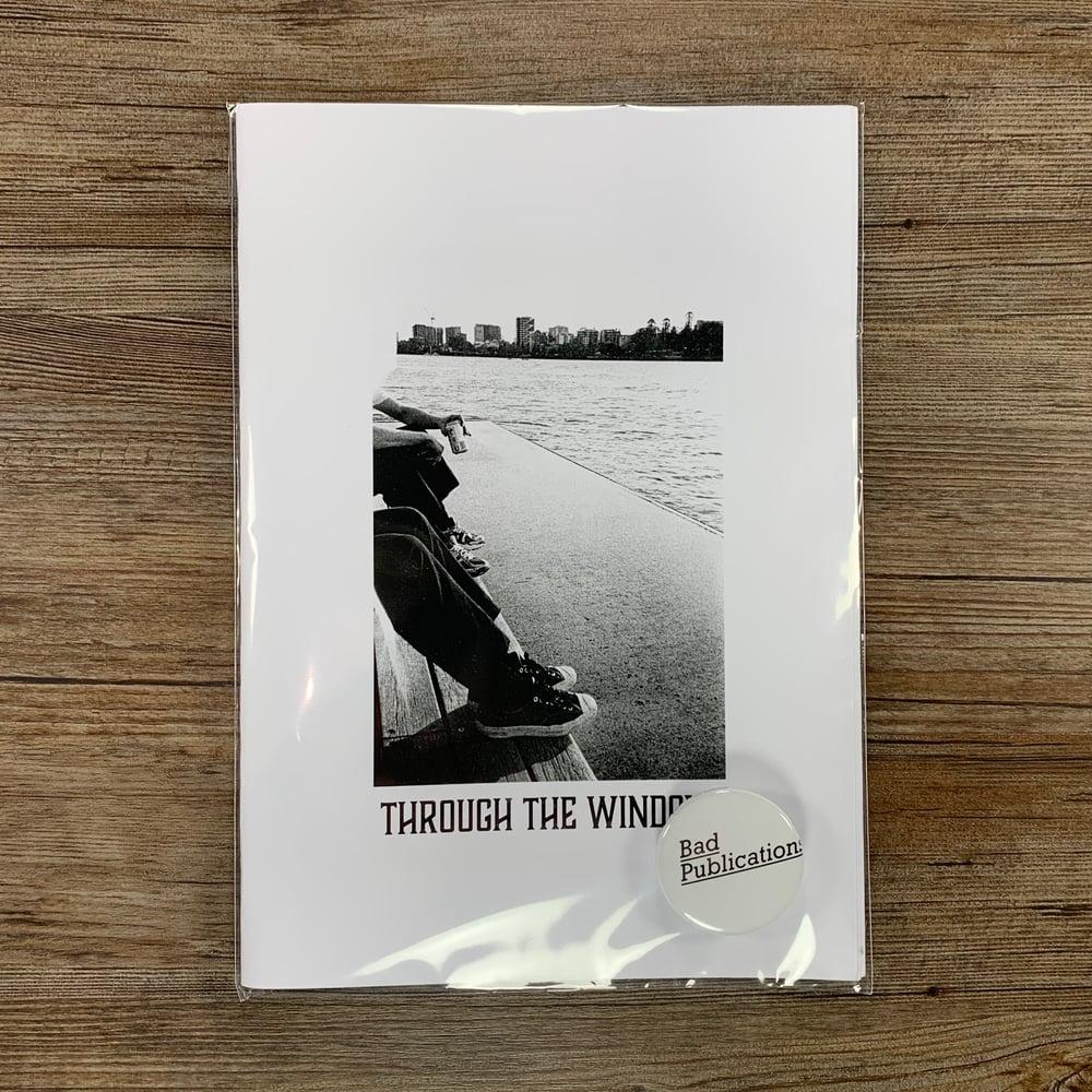 Image of THROUGH THE WINDOW ZINE.
