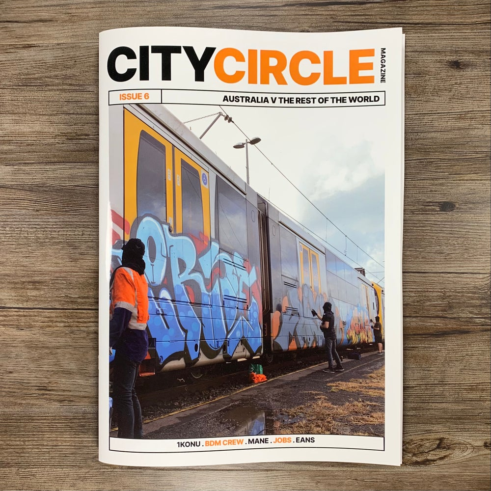 Image of CITY CIRCLE MAGAZINE – ISSUE 6.