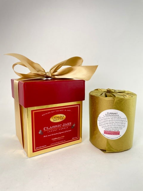 "Image of Catalina Jazz Club ""CLASSIC JAZZ"" Luxury Candle (Limited Edition)"