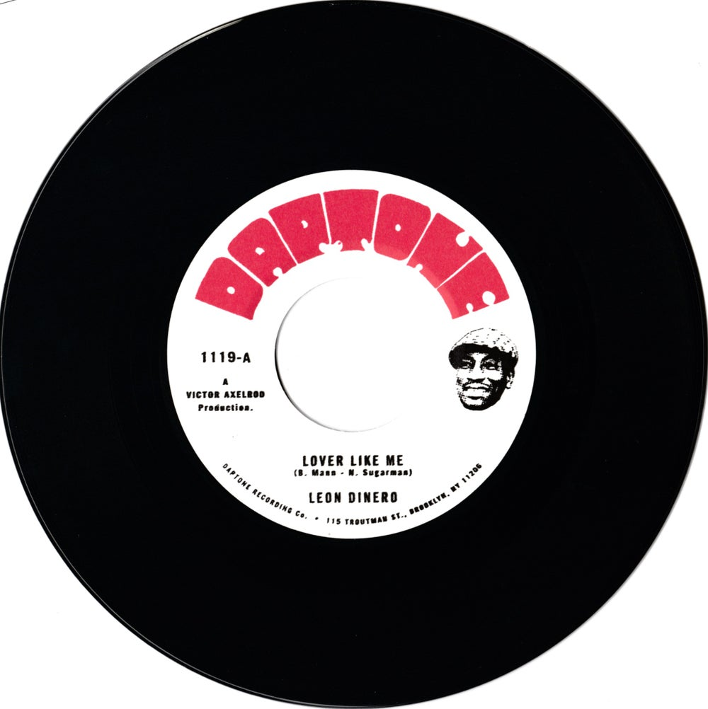 """Leon Dinero - Lover Like Me b/w Conscience Is Heavy (7"""")"""