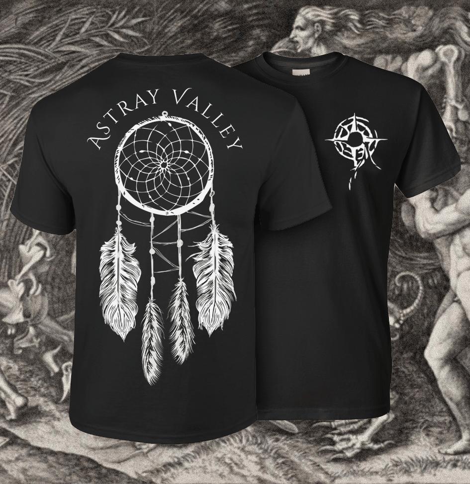 "Image of ""Black Dreamcatchers"" T-Shirt"