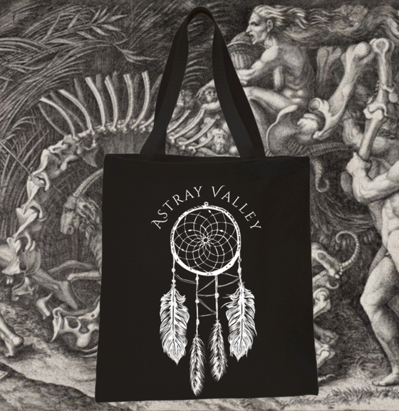 "Image of ""Dreamcatchers"" Tote Bag"