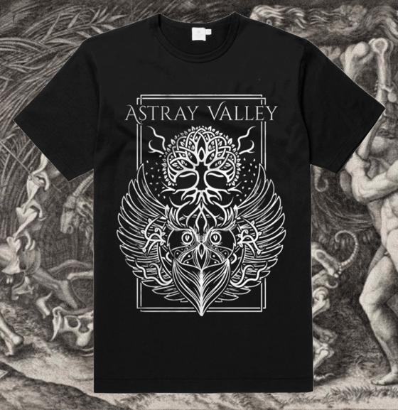 "Image of ""Black Owlsight"" T-Shirt"
