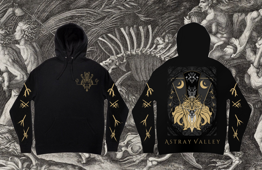 """Image of """"Firehearts"""" Hoodie [Pre-order]"""