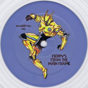 """Image of Maggotron - Floppy's From The Main Frame (12"""" clear, reissue)"""