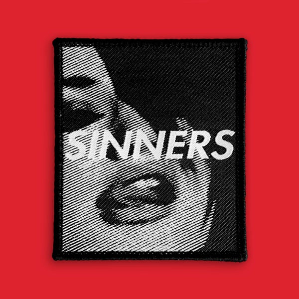 Image of 'Lust & Sinners' Patch