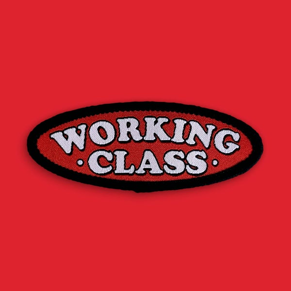 Image of 'Working Class' Patch